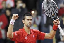 Djokovic defeats Seppi to reach Dubai semi-finals