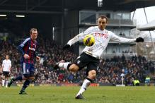 Berbatov gives Fulham 1-0 win over Stoke in league