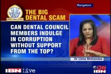 Can Dental Council members indulge in corruption without support from top?