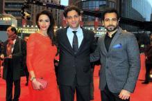 Snapshot: Actor Emraan Hashmi at Berlinale