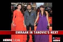 Emraan Hashmi attends the 63rd Berlinale
