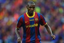 Barca defender Abidal cleared to play after liver transplant