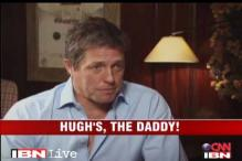 Actor Hugh Grant becomes father for the second time