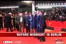 'Before Midnight' premiered at Berlinale; Ethan Hawke, Julie Delpy reunite
