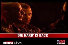 A Good Day To Die Hard: Bruce Willis is back with 'Die Hard' series
