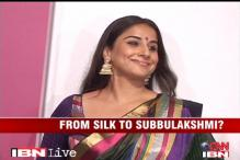Vidya Balan likely to play singer Subbulakshmi in Rajiv Menon's next