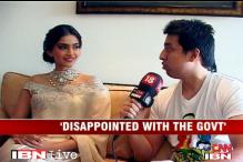 Sonam Kapoor disappointed with the govt on artistic freedom
