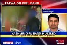 Fatwa issued against Kashmir's girl band