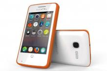 Alcatel One Touch Fire: The first Firefox smartphone