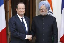 Willing to pump in $1 bn in India: Hollande
