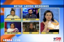 FTN: Should politicians have a social conscience about lavish weddings?
