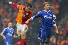 Schalke draw 1-1 at Galatasaray to stay unbeaten