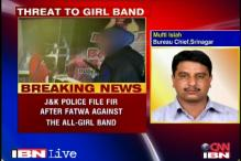 J&K: FIR against online abusers of girl band