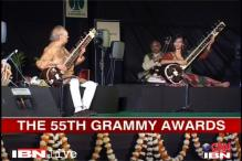 Best world music Grammy award for Pandit Ravi Shankar