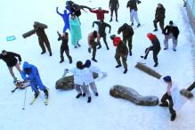 Viral: Harlem Shake challenges 'Gangnam Style'