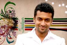 Actor Suriya has two major projects this year