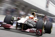 Defunct F1 team HRT sell cars to scrap dealer