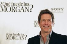 Hugh Grant becomes father for the second time
