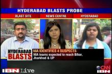 Hyderabad blasts: NIA hunts for suspects, may visit Bihar, UP, Jharkhand