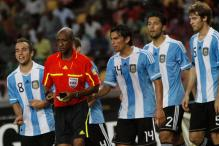 Refree Ibrahim Chaibou denies fixing soccer matches