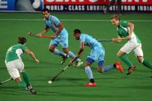 India survive Irish scare to go clear on top