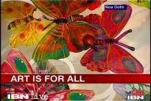 Fifth India Art Fair begins in Delhi