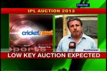IPL6 auction expected to be a low-key affair