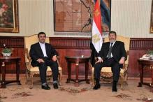 Iranian leader visits Egypt in warming of ties