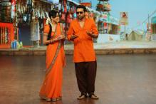 Snapshot: Jackky Bhagnani on 'Nautanki The Comedy Theatre'