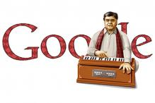 Google doodles Jagjit Singh's 72nd birthday