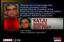 BJP bound to intensify attack on Justice Markandey Katju