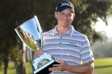 John Merrick wins first PGA Tour title at Riviera