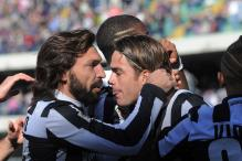 Juventus beat Chievo 2-1 to move 3 points clear