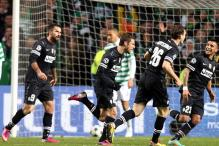 Ruthless Juventus beat Celtic 3-0 in the first leg