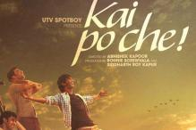 I knew that 'Kai Po Che' was going to turn out well because of the team: Amrita Puri