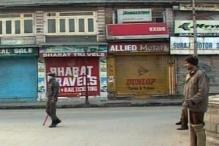 Curfew, media gag to continue in Kashmir till Friday