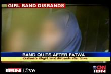 The fatwa against all-girl band will have little affect on women's rights in Kashmir: Qurat Masoodi