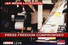 Afzal Guru hanging: Kashmir media gag completes four days