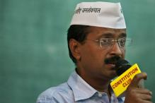 Delhi Police trying to break up his protest: Kejriwal