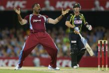 Windies end tour with 27-run T20 win over Australia
