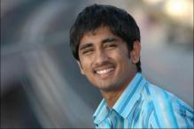 Siddharth is impressed at Sundar C's pace of work