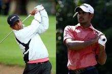 Bhullar, Lahiri target victory at SAIL-SBI Open