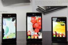 LG unveils Optimus L3II, L5II, L7II smartphones