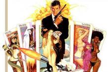 Next James Bond novel out on September 26