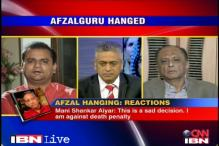 Want to congratulate UPA govt, President: Senior lawyer Majid Memon on Afzal's hanging