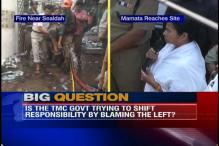 Kolkata fire: Mamata says people shouldn't sleep in dingy godowns