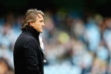Under-fire Mancini feeling the heat in City
