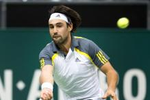 Marcos Baghdatis loses in ABN quarterfinals