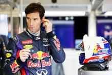 No worries for Mark Webber after leg surgery