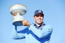 Kuchar downs Mahan to win WGC Match Play crown